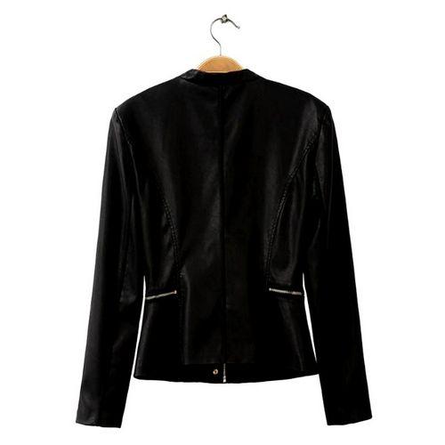 Как выпрямить кожаную куртку, методы глажки, видео инструкция