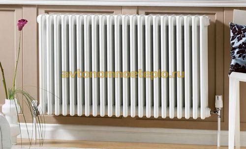 Какие радиаторы выбрать для отопления частного загородного дома – рекомендации, сравнение, схемы подключения