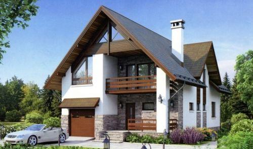 Какой нужен фундамент для дома из пеноблоков