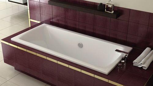 Какую ванну выбрать акриловую, стальную или чугунную