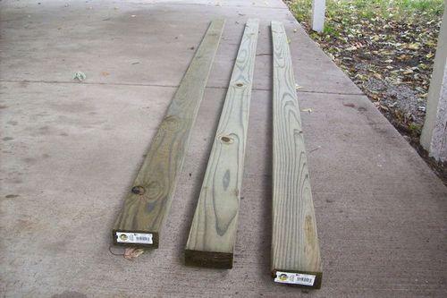 Калитка из дерева своими руками: фото, видео инструкция