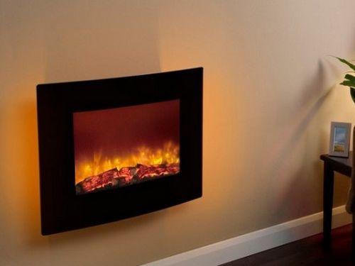 Камины электрические, став украшением интерьера, подарят вашему дому тепло и уют