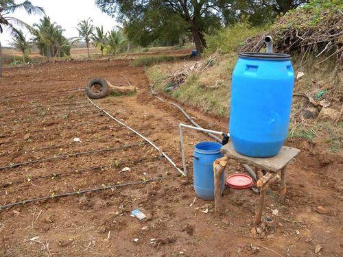 Капельный полив своими руками. Как делать. Фото и видео