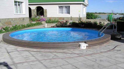 Каркасный бассейн своими руками: пошаговая инструкция по изготовлению и установке с фото и видео