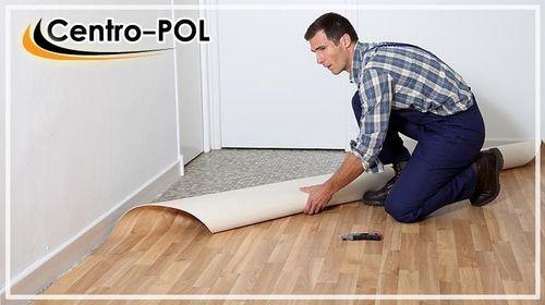 Клей для линолеума на бетонный пол - видео и как приклеить