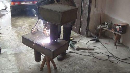 Котел на отработке своими руками: самодельный котел на отработанном масле, на жидком топливе, с наддувом, как сделать, схема, чертежи