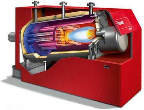 Котлы отопления на отработанном масле: схема самодельного парового отопления отработанным маслом своими руками, система на фото и видео