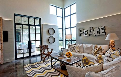 Красивые буквы в интерьере: возможность преобразить дом