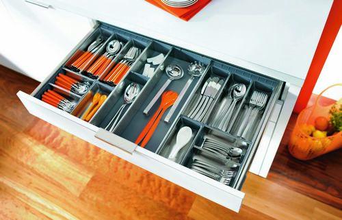 Лоток для столовых приборов: порядок на вашей кухне