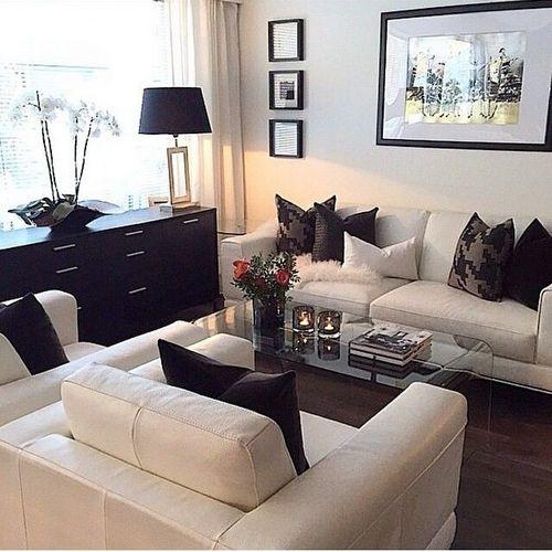 Мебель для гостиной в современном стиле: 15 фото