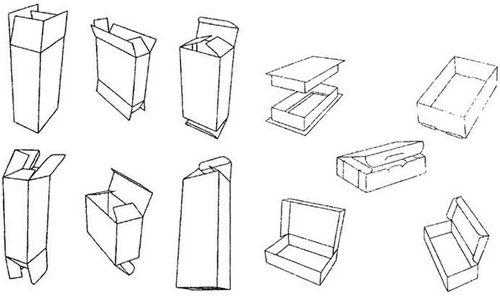 Мебель из коробок своими руками: этапы работ с фото и инструкциями