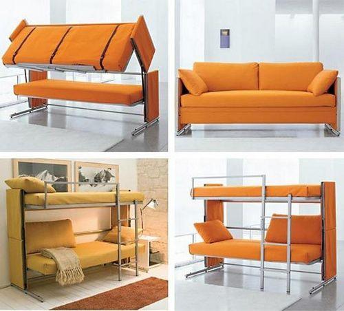 Мебель-трансформер для дома: фото и примеры дизайна