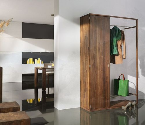 Мебель в современном стиле для прихожей: фото, идеи, примеры