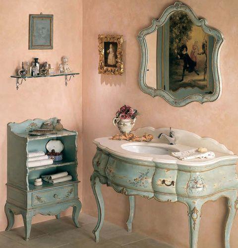Мебель в стиле прованс: техники, варианты декупажа и декора