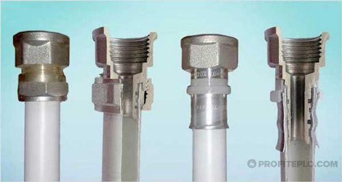 Металлопластиковые трубы для отопления и их технические характеристики
