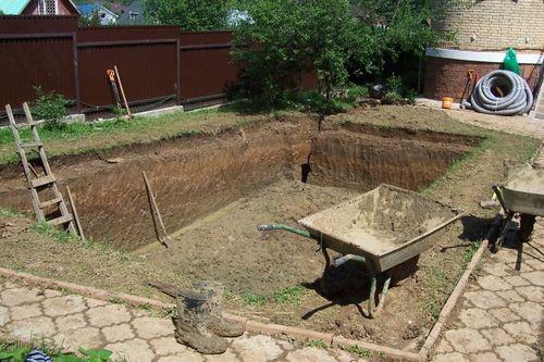 Монтаж бассейнов: материалы, инструменты, этапы монтажа бассейнов своими руками
