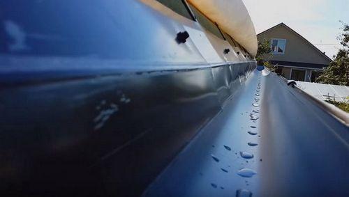 Монтаж металлочерепицы своими руками: фото, схемы, чертежи, видео