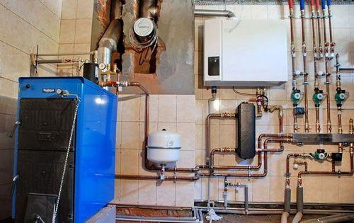 Монтаж систем отопления в частном и загородном доме, примеры отопительной системы на фото и видео