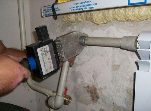 Монтаж системы отопления из полипропиленовых труб своими руками, пайка труб стояка, срок службы, фото и видео примеры
