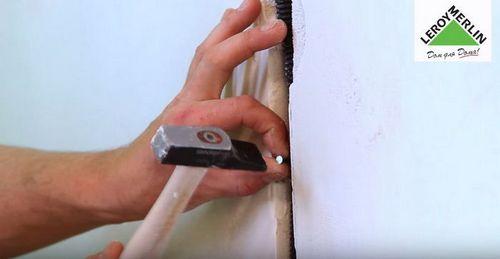 Монтаж скрытой электропроводки: фото, видео инструкция