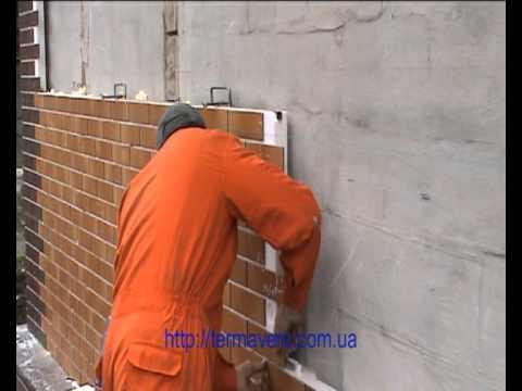 Монтаж термопанелей своими руками: фото, видео инструкция