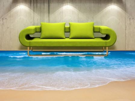 Наливной пол в квартире: характеристика, виды, особенности технологии