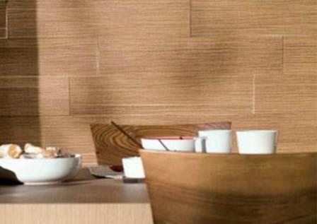 Напольная плитка под дерево: примеры использования в интерьере