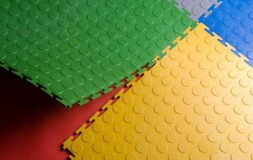 Напольная пвх плитка - отделочный материал нового поколения