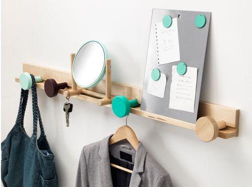 Напольная вешалка в прихожую для одежды, фото, советы