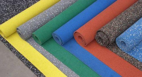 Напольное покрытие для спортзала из материалов последнего поколения