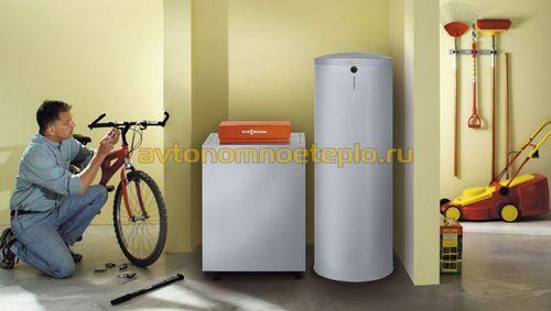 Напольные газовые котлы Висман – немецкое качество и надежность