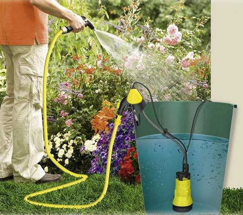 Насос для полива огорода из бочки - советы по выбору