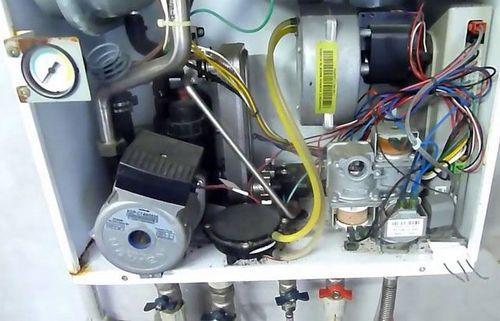 Неисправности котла Навьен: инструкция по ремонту газового котла, если не включается, ошибки, не запускается, гудит при включении, устранение ошибок отопительного котла