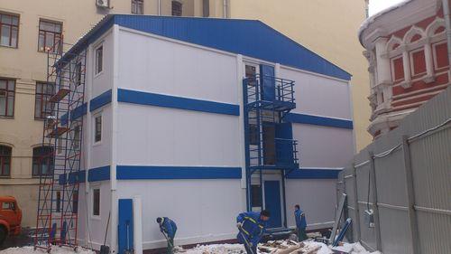Новомодные дома из контейнеров: фото, проекты и цены
