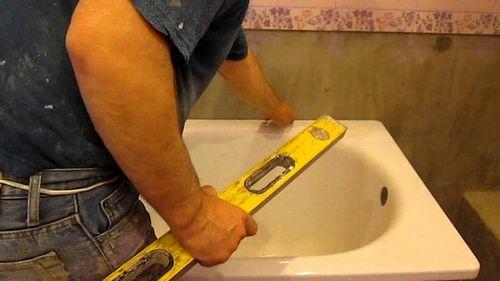Ножки для чугунной ванны: установка чугунной ванны своими руками