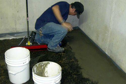 Обмазочная гидроизоляция в квартире - как правильно устроить?