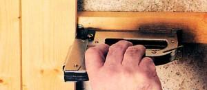 Обшиваем баню деревянной вагонкой изнутри