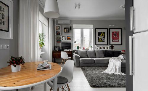 Обустройство квартиры-студии: креативные идеи и фото дизайна