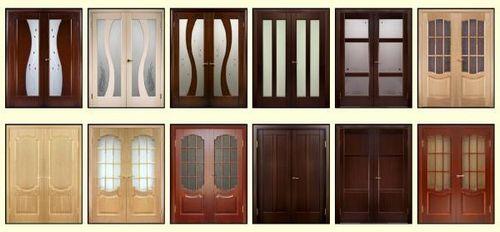 Обзор двухстворчатых межкомнатных дверей: преимущества и недостатки, размеры и как устанавливают (+ фото)