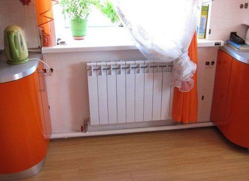 Однотрубное отопление с нижней разводкой: правльная разводка однотрубной системы отопления на фото и видео
