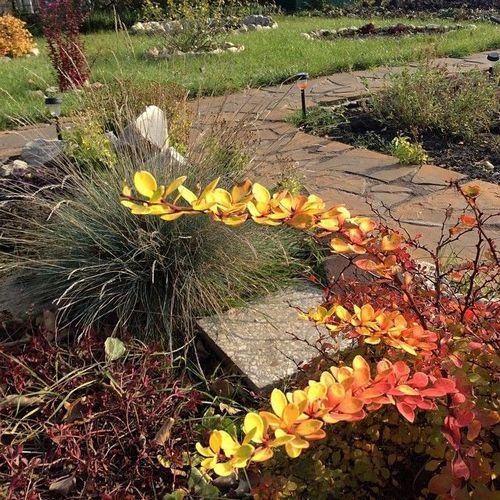 Оформление сада своими руками: 15 фото идей