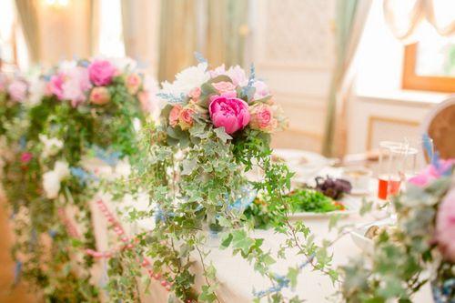 Оформление зала на свадьбу: фото и видео лучших вариантов