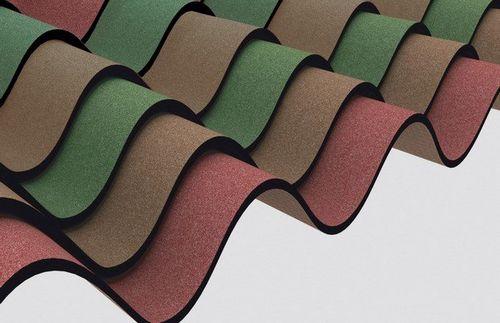 Ондулин – делаем крыши по-новому