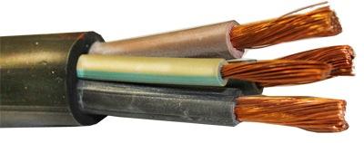 Описание кабелей КГ и КГ-ХЛ