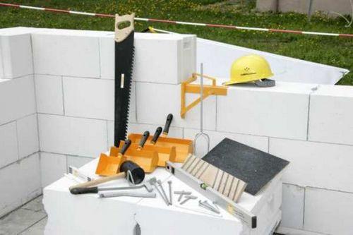 Основные этапы строительства дома из пеноблоков - от фундамента до отделки