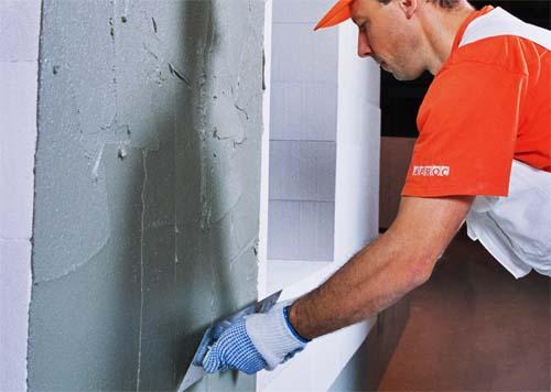 Основные способы и техника выравнивания стен под обои