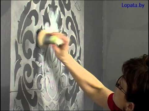 Отделка стен своими руками: фото, видео инструкция