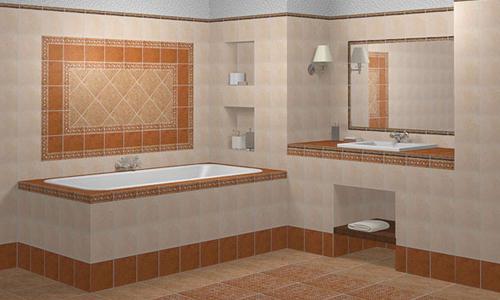 Отделка ванной комнаты: стены, потолок, пол