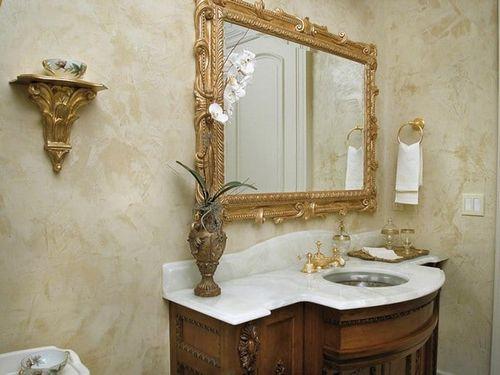 Отделочные материалы для ванной комнаты: критерии выбора и разнообразие вариантов