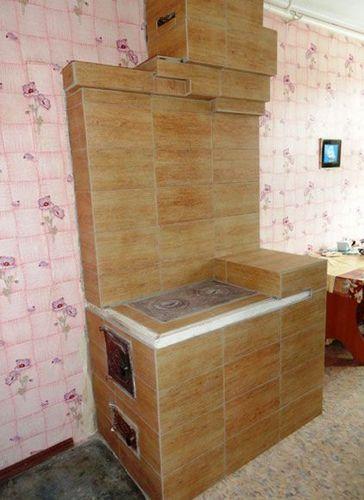 Отопительно варочная печь своими руками: чертежи и схема отопительной печи с варочной поверхностью, фото и видео
